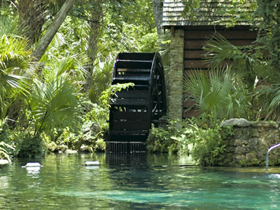 Juniper Springs industry . . .