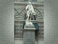 Ben Franklin in DC . . .